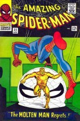 Marvel Comics's The Amazing Spider-Man Issue # 35
