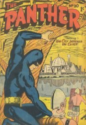 Young's Merchandising Company's The Panther Issue # 20