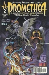 America's Best Comics's Promethea Issue # 2