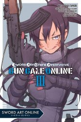 Yen Press's Sword Art Online: Alternative Gun Gale Online Soft Cover # 3