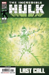 Marvel Comics's Incredible Hulk: Last Call Issue # 1 - 2nd print
