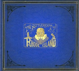 Graphic Co.'s Settlement of Rhode Island Hard Cover nn