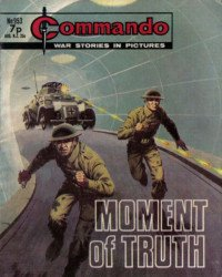 D.C. Thomson & Co.'s Commando: War Stories in Pictures Issue # 953
