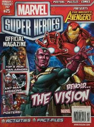 Redan's Marvel Super Heroes Magazine Issue # 25
