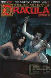 American Mythology's Eternal Thirst Of Dracula: Book 2 Issue # 1b