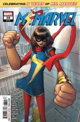 Marvel Comics's Ms. Marvel Issue # 38