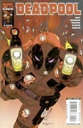 Marvel Comics's Deadpool Issue # 4