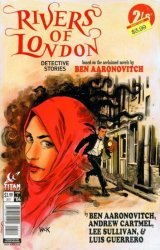 Titan Comics's Rivers Of London: Detective Stories Issue # 4