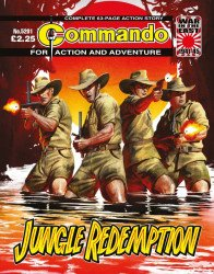 D.C. Thomson & Co.'s Commando: For Action and Adventure Issue # 5201