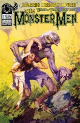 American Mythology's Monster Men: Heart of Wrath Issue # 1d
