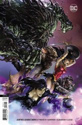DC Comics's Justice League Dark Issue # 6b