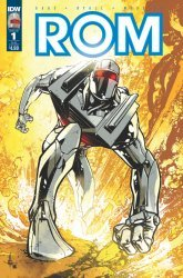 IDW Publishing's ROM Issue # 1sub