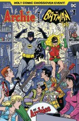 Archie Comics Group's Archie Meets Batman '66 Issue # 1