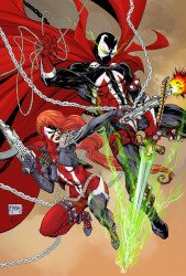 Image Comics's Spawn Issue # 302e
