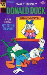 Gold Key's Donald Duck Issue # 169whitman