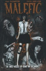 Devil's Due Publishing's Malefic TPB # 1