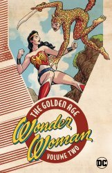DC Comics's Wonder Woman: The Golden Age TPB # 2