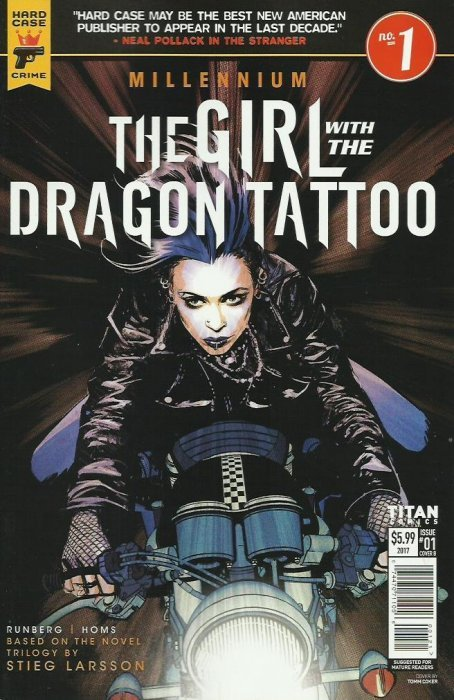 sexual crimes in the girl with a dragon tattoo Read common sense media's the girl who played with fire (2010) review, age rating, and parents guide part 2 of subtitled crime trilogy has same brutality, sex read common sense media's the girl who played with fire (2010) like the girl with the dragon tattoo.