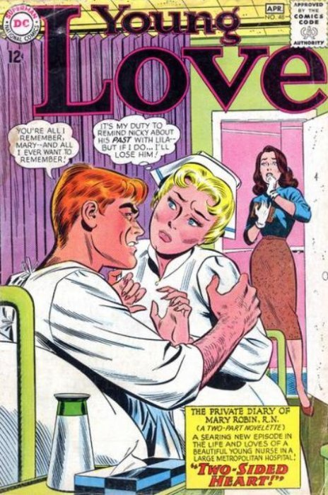I Love Dc Comics : Young love dc comics comicbookrealm