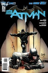 DC Comics's Batman Issue # 5