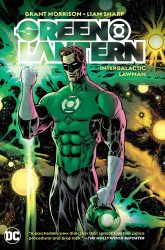 DC Comics's Green Lantern Hard Cover # 1