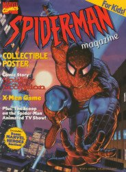 Marvel Comics's Spider-Man Magazine Issue # 14