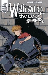 Antarctic Press's William the Last: Fight and Flight TPB # 2