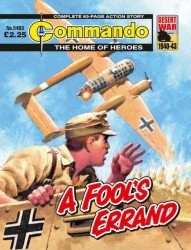 D.C. Thomson & Co.'s Commando: For Action and Adventure Issue # 5403