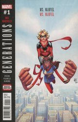 Marvel Comics's Generations: Ms. Marvel & Ms. Marvel Issue # 1