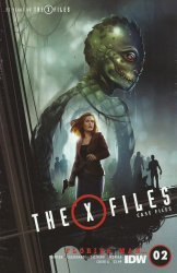 IDW Publishing's X-Files: Case Files - Florida Man Issue # 2