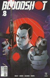 Valiant Entertainment's Bloodshot Issue # 8c