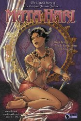 Dark Horse Comics's Mata Hari Hard Cover # 1