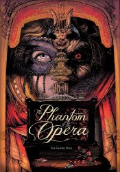 A Wave Blue World's The Phantom of the Opera Graphic Novel Soft Cover # 1