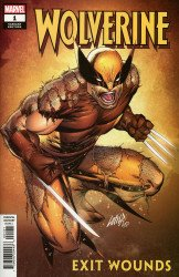 Marvel Comics's Wolverine: Exit Wounds Issue # 1c