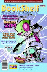 Diamond Comics Distribution's Diamond BookShelf Issue # 20