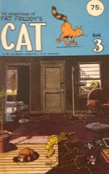 Hassle Free Press's Adventures of Fat Freddy's Cat Issue # 3