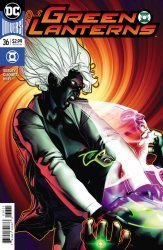 DC Comics's Green Lanterns Issue # 36b