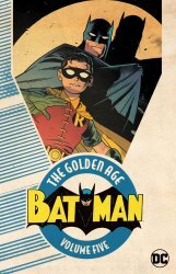 DC Comics's Batman: The Golden Age TPB # 5