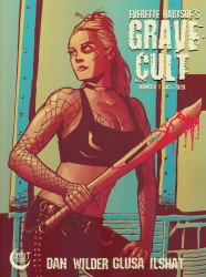 Occult Press's Grave Cult Issue # 1