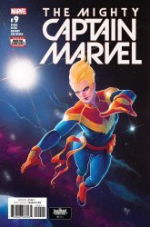 Marvel Comics's The Mighty Captain Marvel Issue # 9