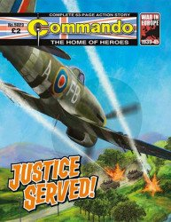 D.C. Thomson & Co.'s Commando: For Action and Adventure Issue # 5023