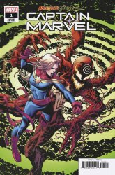 Marvel Comics's Absolute Carnage: Captain Marvel Issue # 1b