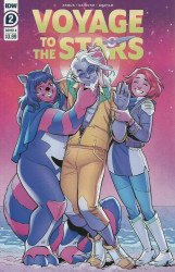 IDW Publishing's Voyage To The Stars Issue # 2