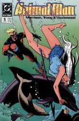 DC Comics's Animal Man Issue # 15