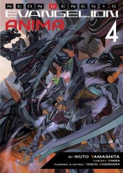 Seven Seas Entertainment's Neon Genesis Evangelion: Anima Soft Cover # 4