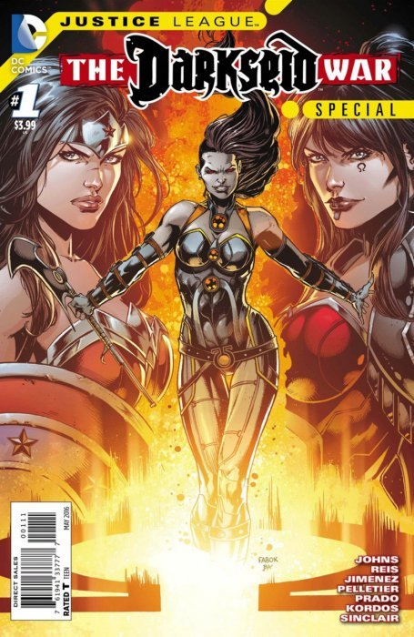 DC Comics's Justice League: Darkseid War Special Issue # 1