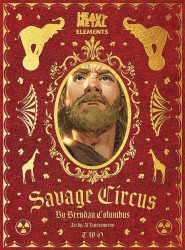 Heavy Metal's Savage Circus Issue # 2