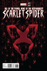 Marvel's Scarlet Spider Issue # 17b