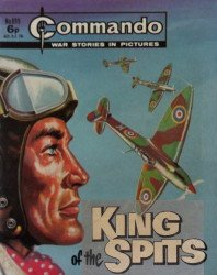 D.C. Thomson & Co.'s Commando: War Stories in Pictures Issue # 899