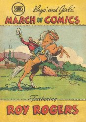 Western Printing Co.'s March of Comics Issue # 47e